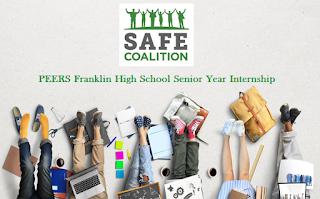 Apply for the PEERS Franklin High School Senior Year Internship!