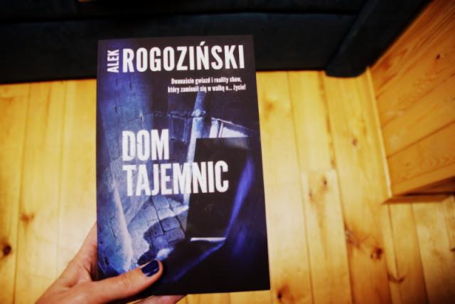 Dom tajemnic – Alek Rogoziński