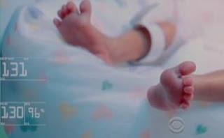 Screen shot of CBS's new medical drama, Pure Genius