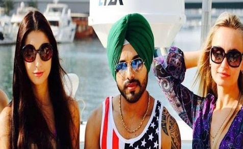New Punjabi Songs 2016 Babey Di Bless Latest Music Video D Dhillon Feat Simran Goraya