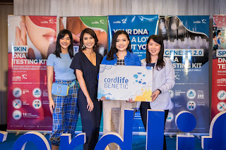launching cordlife genetic