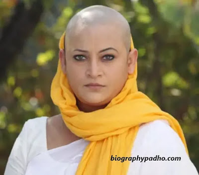 Rinku Karmarkar ye vaada raha actress bald hair