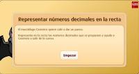 http://www.primaria.librosvivos.net/6EP_Mat_cas_ud2_Representar_numeros_decimales_en_la_recta.html