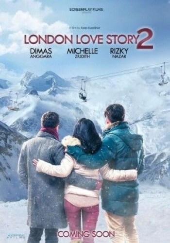 LONDON LOVE STORY 2 (2016)