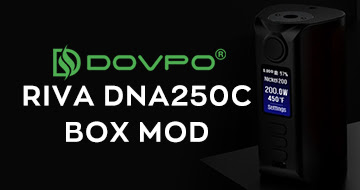 DOVPO Riva DNA250C Box Mod