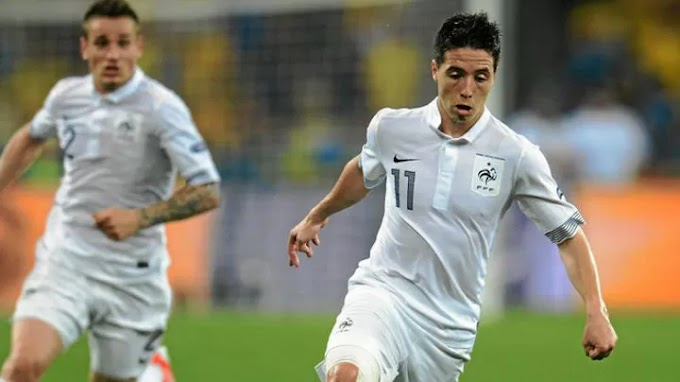 Nasri: I don't understand how Benzema didn't go to the World Cup