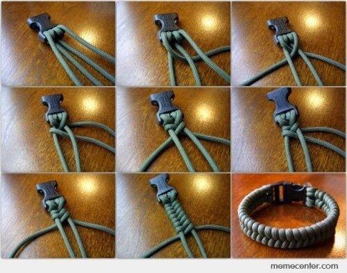 9 Cara Membuat Gelang dari Tali Sepatu Mudah dan Simple Cewek dan Cowok
