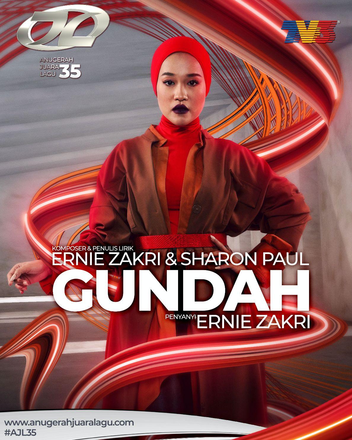 Gundah - Ernie Zakri