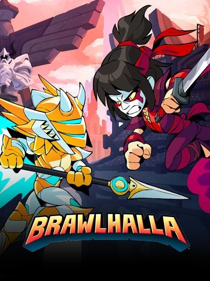 تحميل لعبة brawlhalla