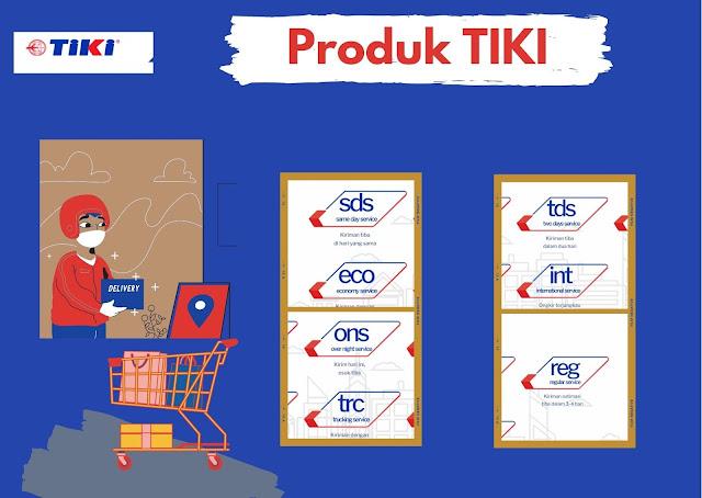 Aman dan Nyaman Berbelanja Online Bersama TIKI astin astanti