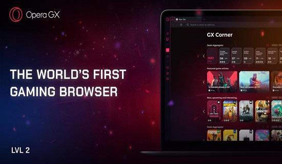 Opera GX Browser