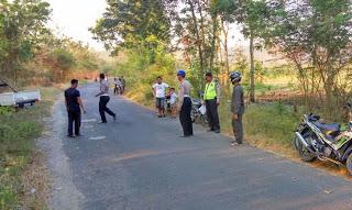 Tiga Orang Alami Kecelakaan, Setelah Dua Sepeda Motor Tabrakan