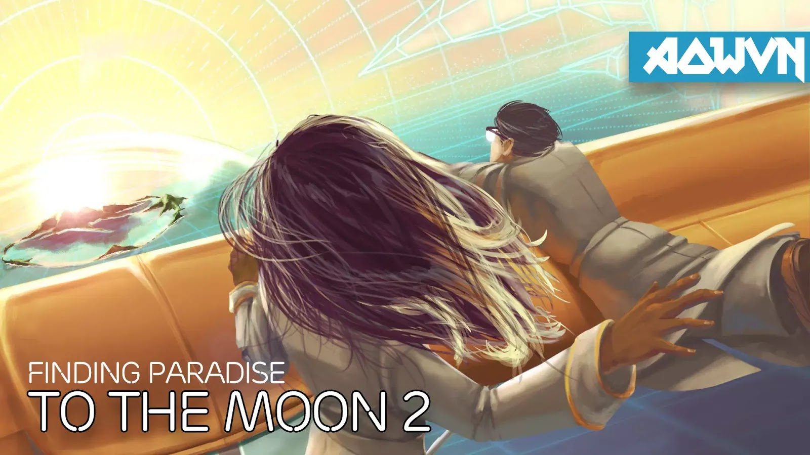 to the moon 2 aowvn - [ HOT ] To The Moon 2 : Finding Paradise Việt Hoá Tiếng Việt | Game Android PC - Tuyệt Hay