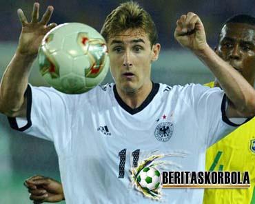 Profil Miroslav Klose, Peraih Empat Medali Piala Dunia