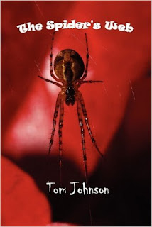http://www.amazon.com/Spiders-Web-Tom-Johnson/dp/0982679513/ref=la_B008MM81CM_1_24?s=books&ie=UTF8&qid=1459540992&sr=1-24&refinements=p_82%3AB008MM81CM