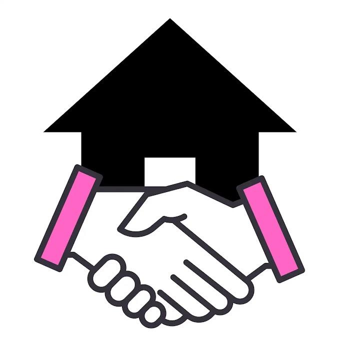 Real Estate Logo Design PNG for Business
