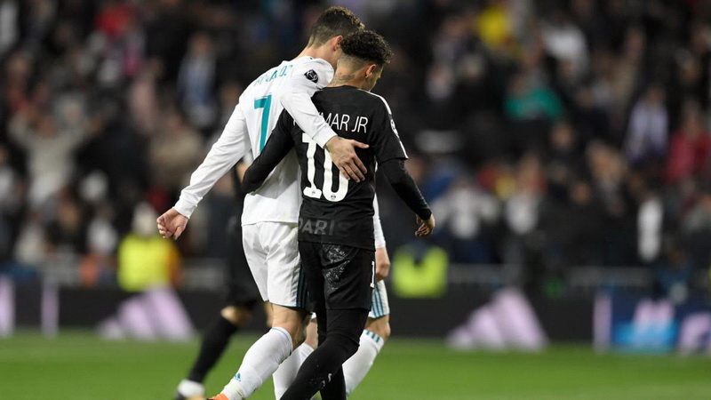 PSG dan Juventus Berencana Tukeran Neymar-Ronaldo