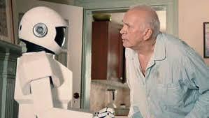 Robots encargados del cuidado