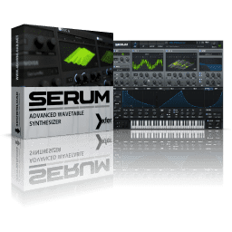 Xfer Records Serum & Serum FX v1.30b9 Full version