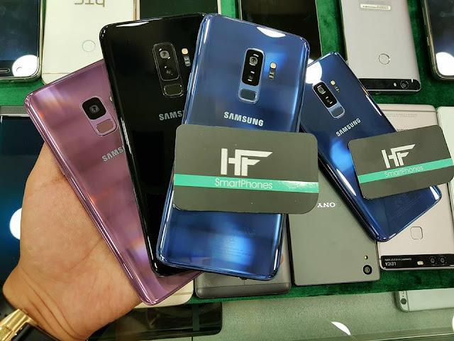 سعر هاتف جالكسي Galaxy S9 و S9 Plus في الجزائر