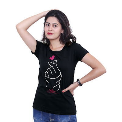Kaos Distro Wanita Catenzo PS 525