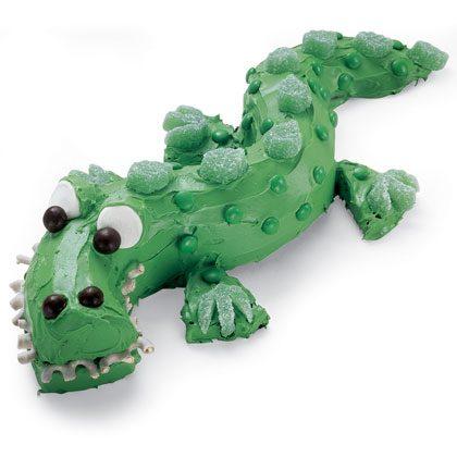 Crocodile Cake Recipe
