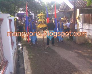 Vidio Lengser mapag pengantin di Suka Sari Subang