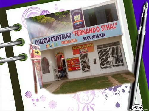 Escuela FERNANDO STHAL - San Martin de Porres