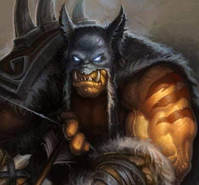 Figure: TRUE OR FALSE: THE HUNTER'S 'SNIPE' WILL TRIGGER WHEN OPPONENT CASTS 'ANIMAL COMPANION'.