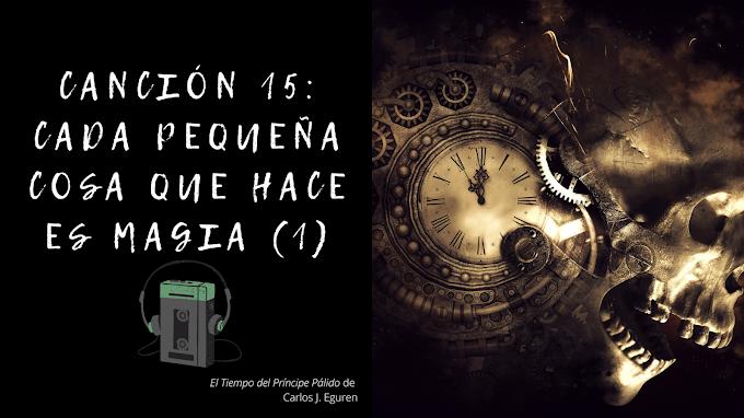 ¡Capítulo 15 de El Tiempo del Príncipe Pálido ya disponible en Wattpad!