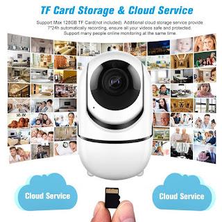 MINI TELECAMERA IP 1080P AJ3310