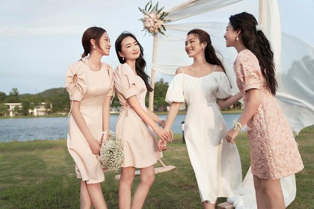 tiệc cưới tại flamingo đại lải