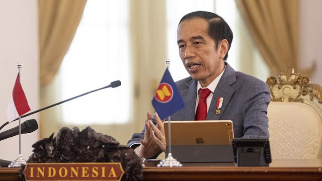 Jokowi Keluarkan Warning: Kalau Masih Minus, Artinya Kita Masuk Resesi