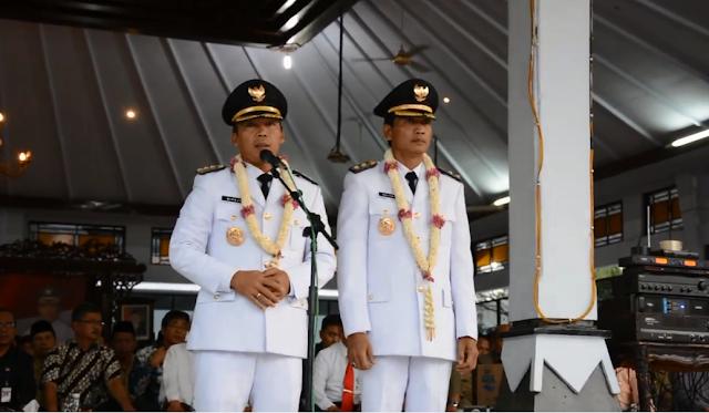 Selamat Bekerja Pak Wihaji dan Suyono Untuk Kabupaten Batang Lebih Baik