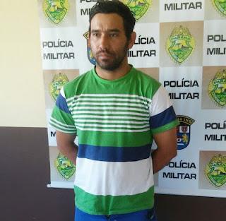Rapaz com mandado de prisão é preso em Mauá da Serra