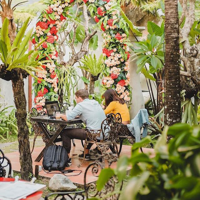 The Canopy Jogja Cafe