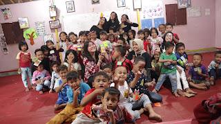 CAMPAIGN: Go Green di Sekolah Alternatif Anak Jalanan