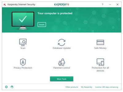 Kaspersky Lab Internet Security