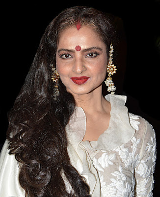 Rekha and sindoor mystery