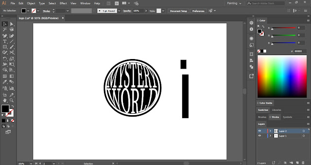 Design a Logo in Adobe Illustrator
