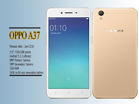 Harga | Spesifikasi Oppo A37. Layar 5 Inch & 2GB RAM!!!