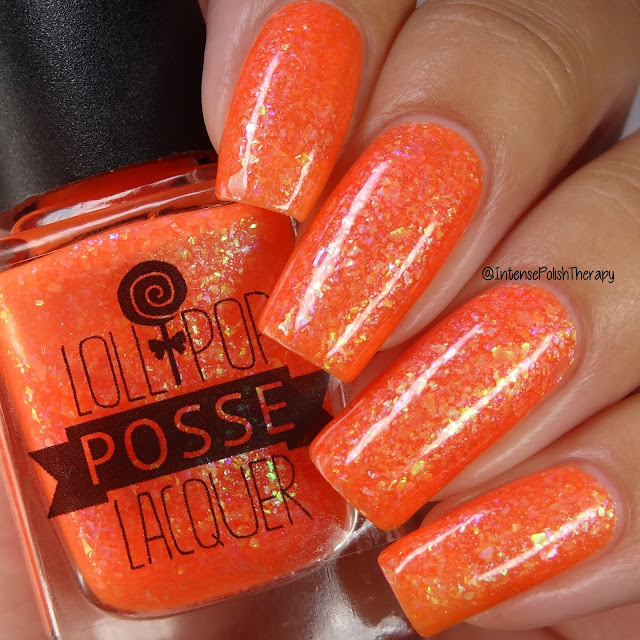Lollipop Posse Lacquer Metaphorical Gin & Juice