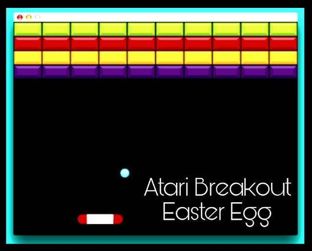 Google gravity:How To Find & Play  google Atari Breakout Easter Egg Images On Google Search.