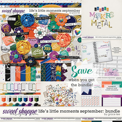 Life's Little Moments September: Bundle
