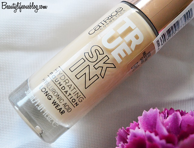 True Skin Hydrating Foundation von Catrice