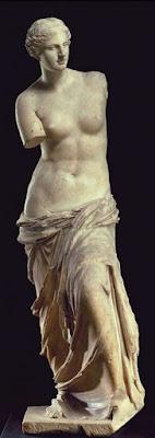 Dewi Kecantikan Yunani klasik