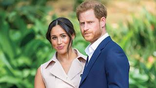 الحكومة البريطانية تعلق على مقابلة هاري وميجان