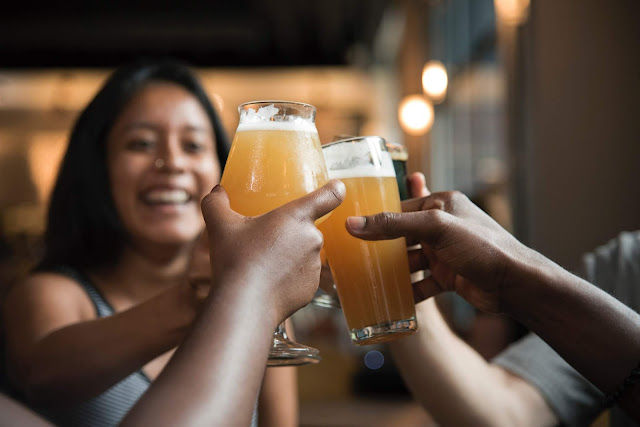 beer is the three most consumed drink worldwide