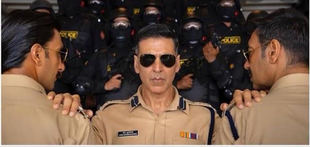 अक्षय कुमार की सूर्यवंशी में हुई सिंघम और सिम्बा की एंट्री?जाने कब रिलीज़ होगी फ़िल्म?