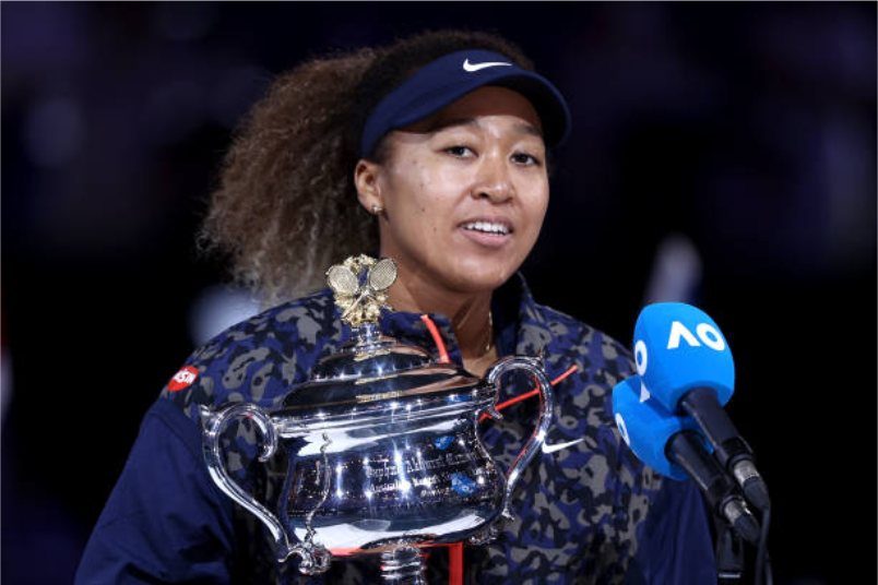 Osaka Won Australian Open For The Second Time